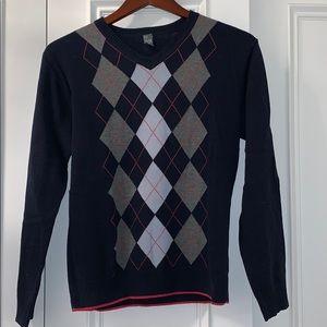 Zara kids v-neck sweater